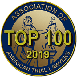 Association of American Trial Lawyers Top 100